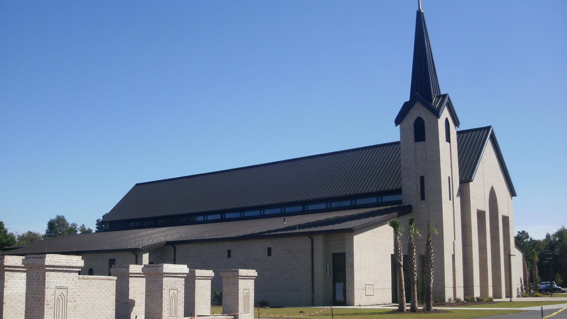 Catholic Church Pawleys Island Sc
